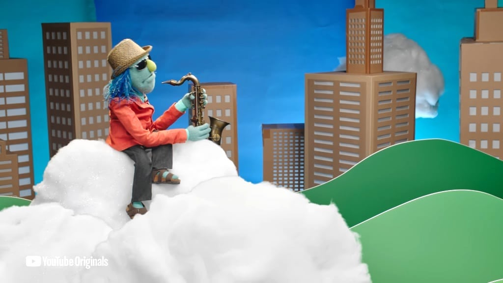 The Muppets Mr Blue Sky