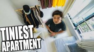Tokyos Tiniest Luxury Apartment