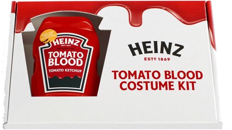 Tomato Blood Costume Kit