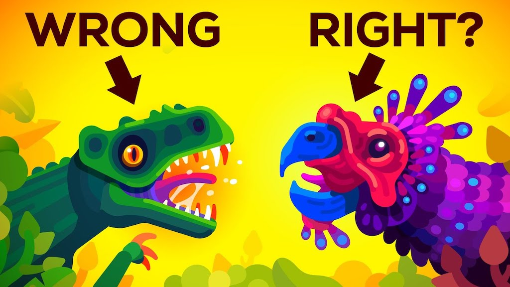 What Dinosaurs Actually Looked Like
