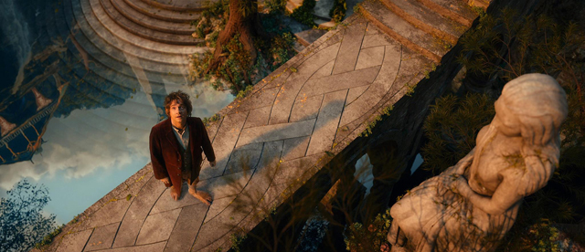 The Hobbit: An Unexpected Journey Screen