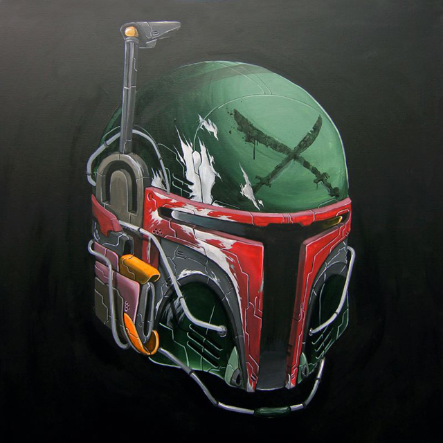 The Fett - Die Jedi Scum series by Eman Raharno Jeman / Clogtwo