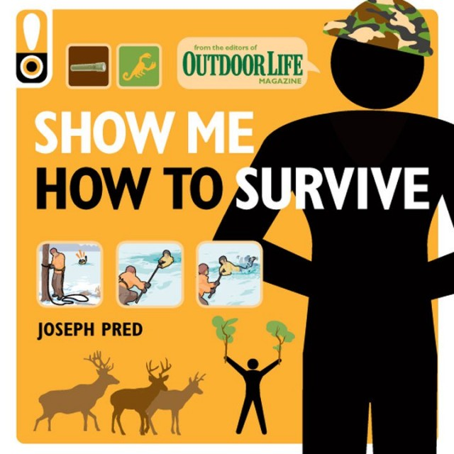 How to survive book series books