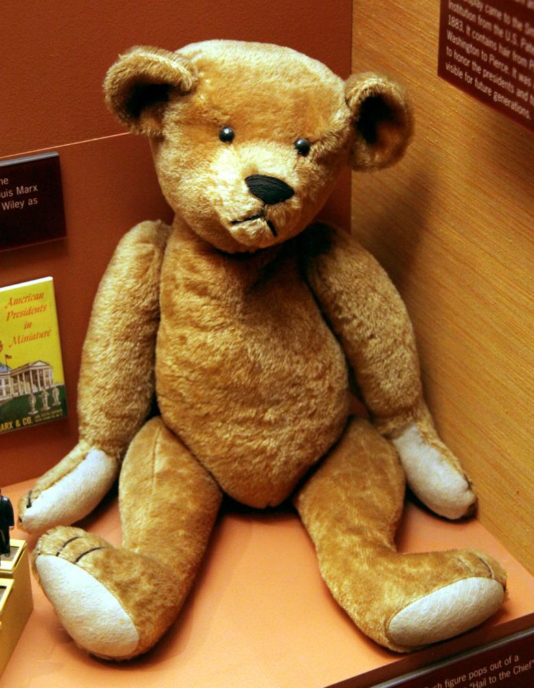 The Origin Of The Teddy Bear