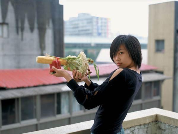 Vegetable Weapons