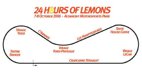 24 hours of lemons. Black Bedroom Furniture Sets. Home Design Ideas