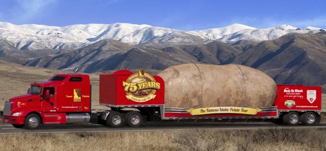 Potato Truck