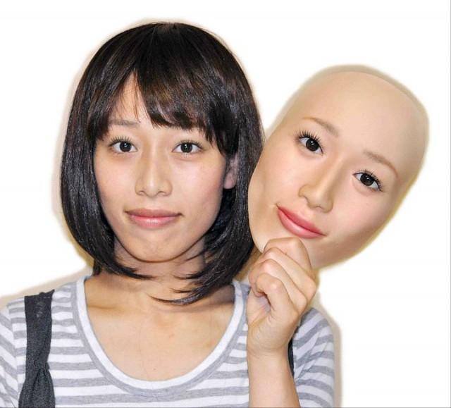 Real-f Face Replicas