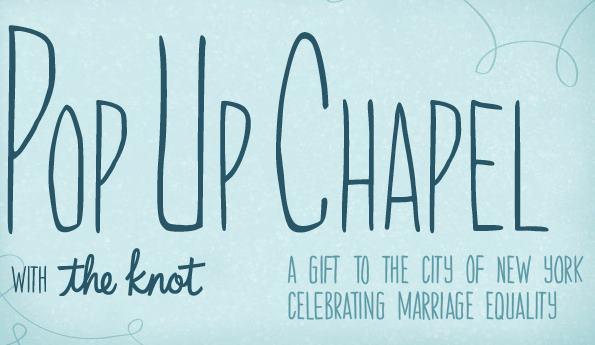 Pop Up Chapel