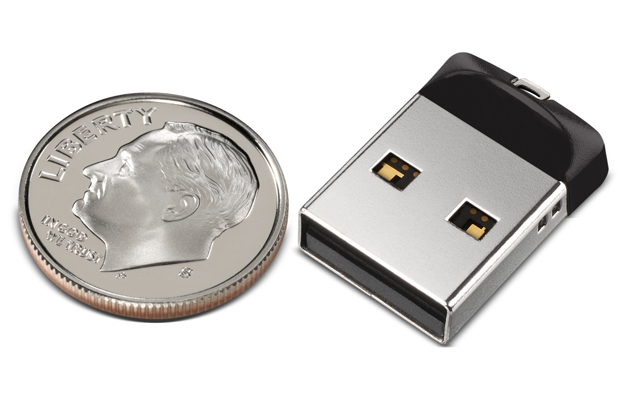 Sandisk Cruzer Fit USB Flash Drive