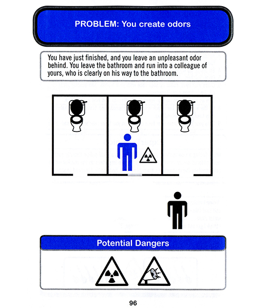 How To Poo At Work, A Helpful Guide For Going to The Toilet at Work
