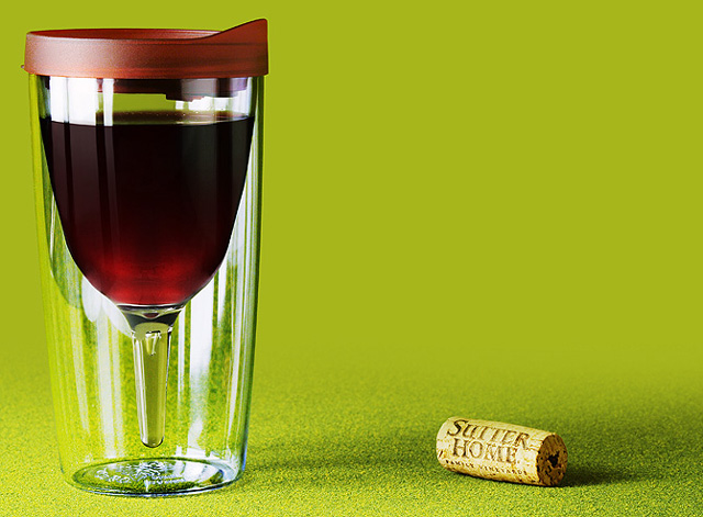 Vino2go Adult Sippy Cups For Wine