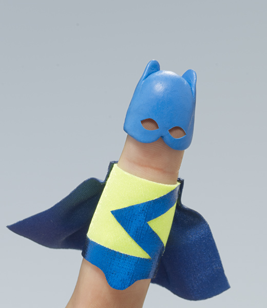Finger Superhero