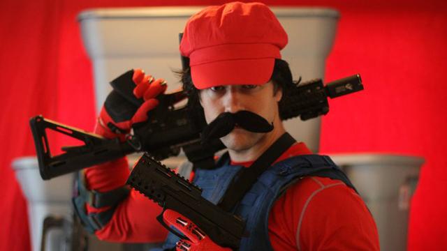 Mario Warfare by Beat Down Boogie