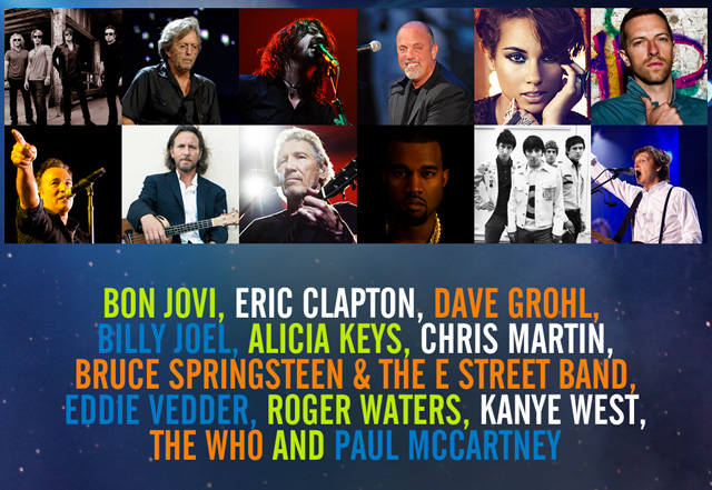 121212 a concert for sandy relief at madison square garden - Paul mccartney madison square garden tickets ...