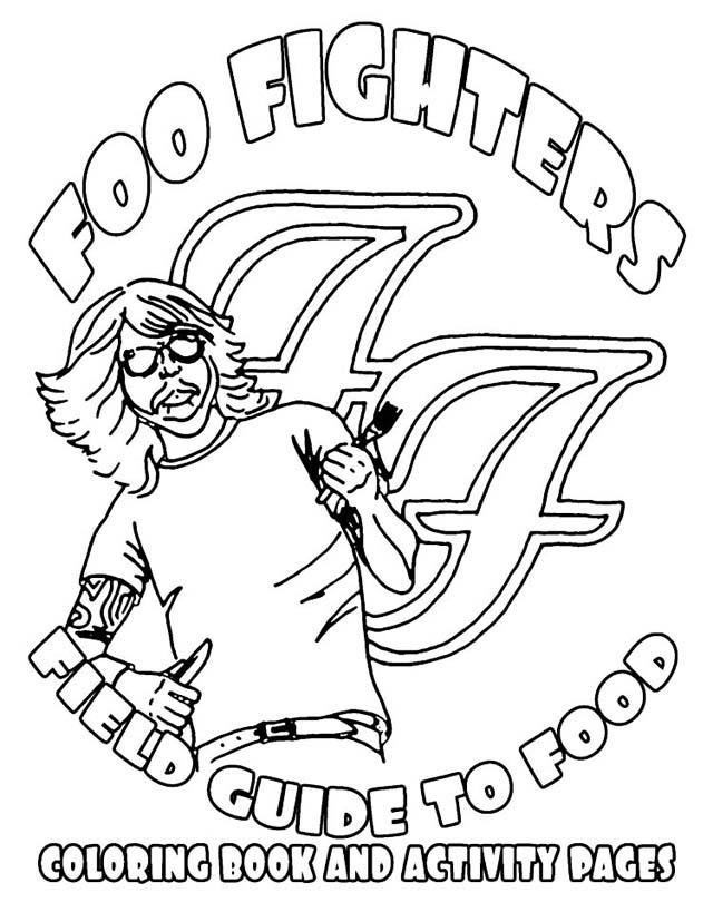Foo Fighter Tour Rider