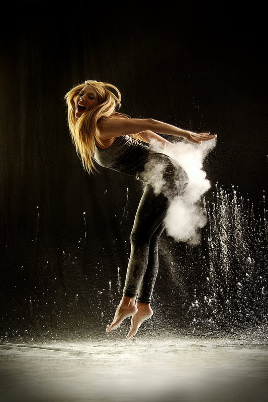 Water dance baile de agua sensual - 3 part 4