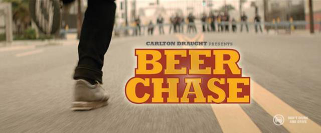 Beer Chase by Carlton Draught