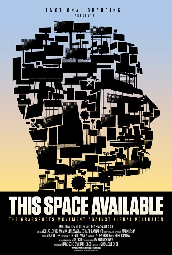 This Space Available by Gwenaëlle Gobé