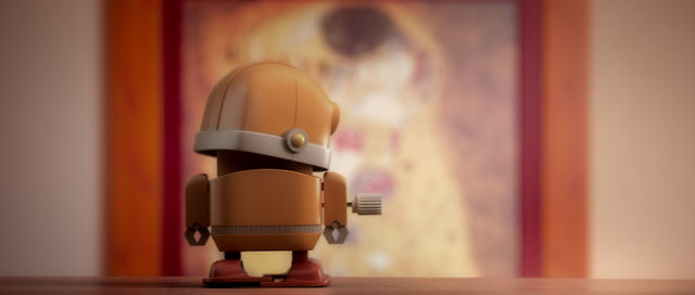 A Story About Robots, A Tragic Animated Short by Paramotion Films