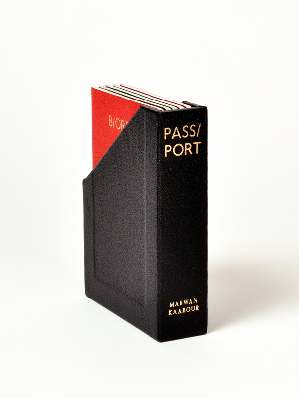 PASS/PORT by Marwan Kaabour