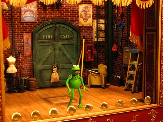 Muppet Show set by Lance Cardinal