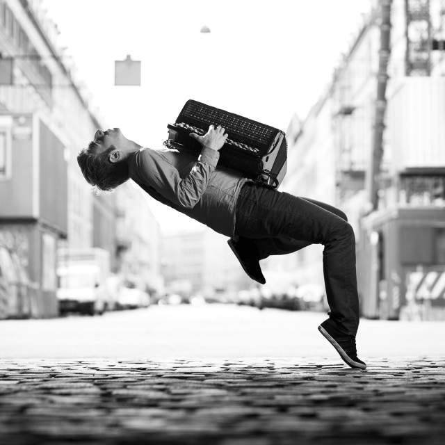 Whimsical portraits of classical musicians by Nikolaj Lund