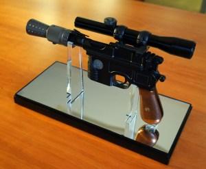 How Obsessive Fans Built a Better Han Solo Blaster