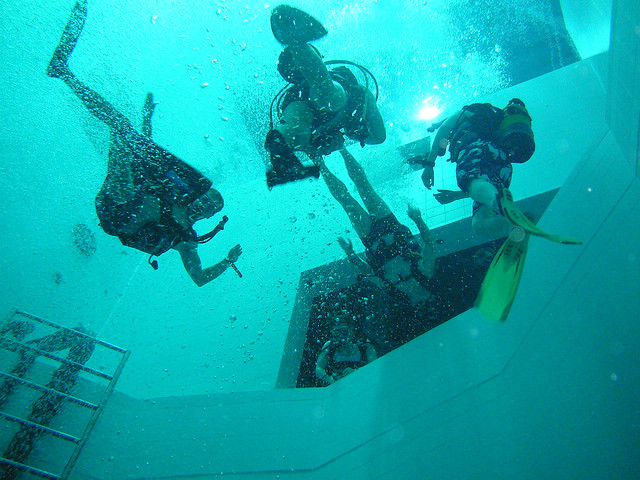 Nemo 33 Photo by Flying Divers