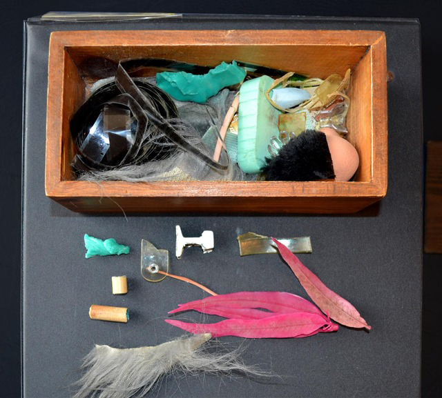 A Little Box of Treasures