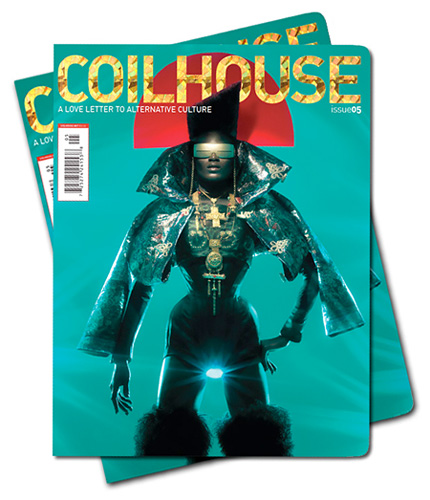 Coilhouse Magazine Announces DRM-Free Digital Downloads