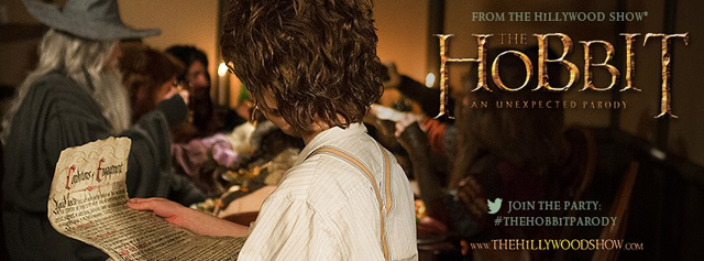 The Hobbit: An Unexpected Parody by The Hillywood Show