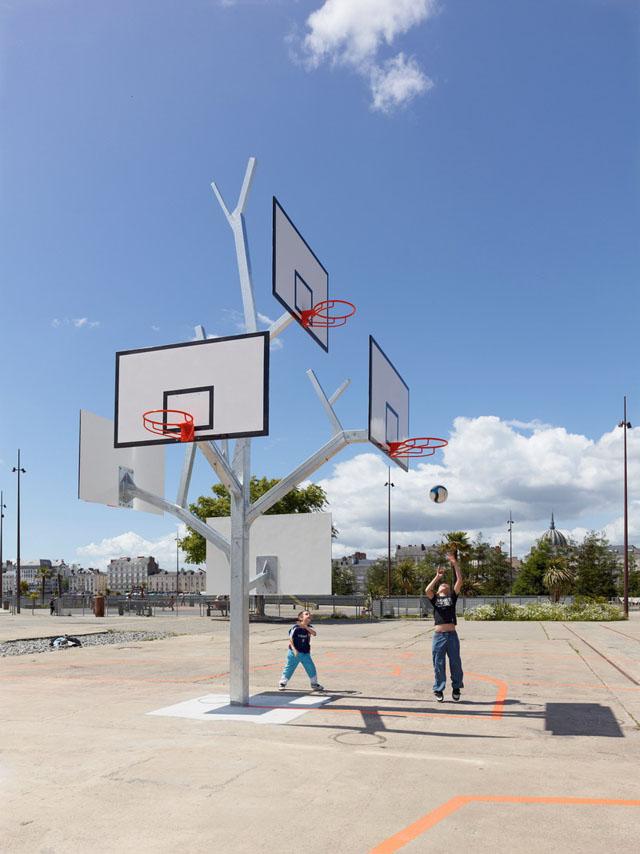 Basket Tree by Agency LTA