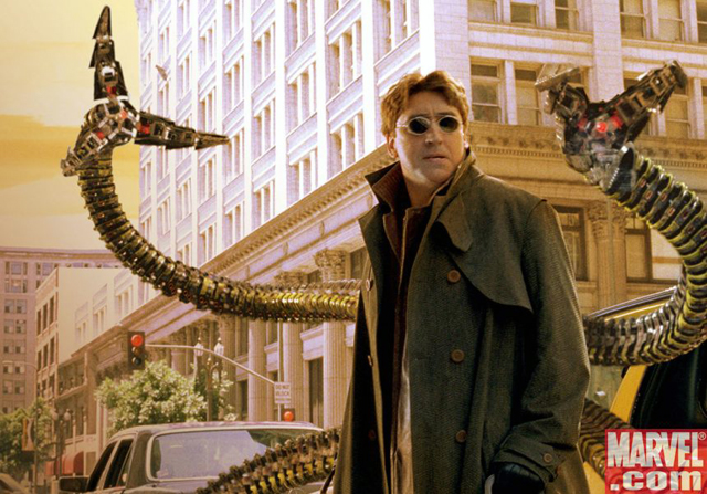 Doctor Octopus - Images From Spider-Man 2