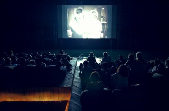 Archipelago Cinema by Ole Scheeren