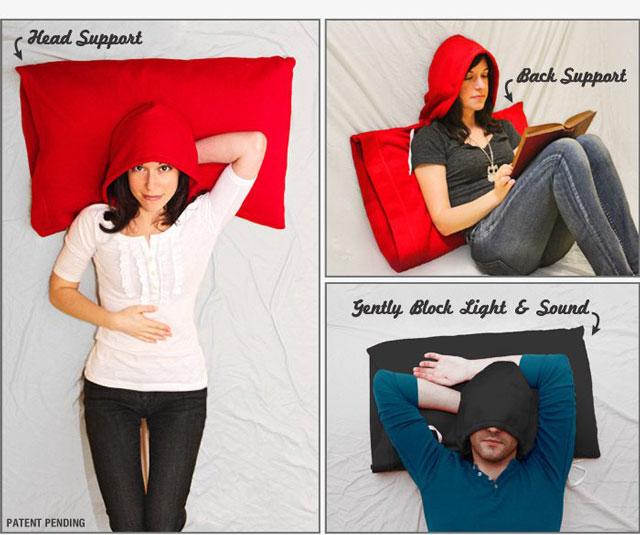 HoodiePillow Pillowcase