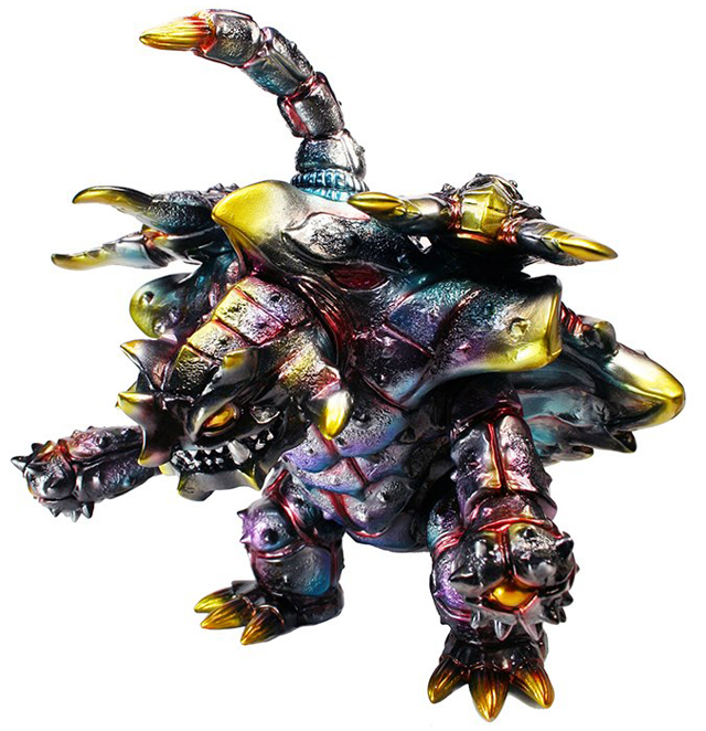 Kaiju Zanga by Mark Nagata