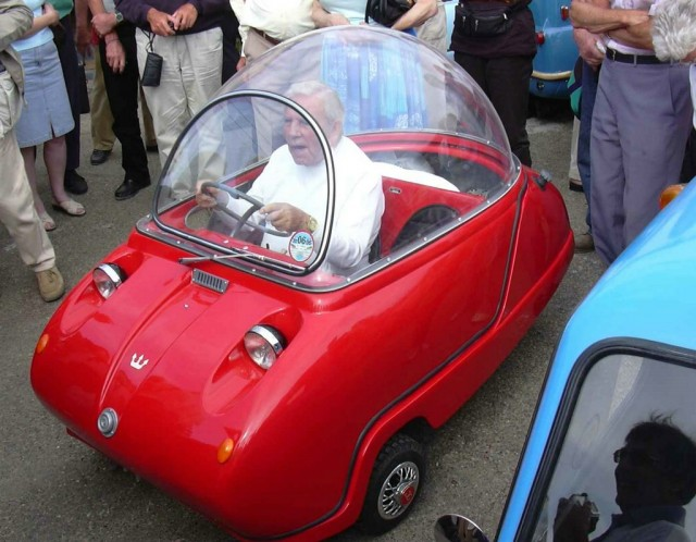 Adorable 60sEra Peel Microcars