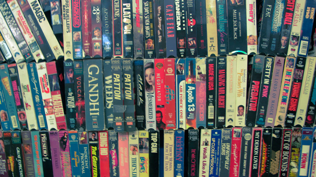 Pbs Arts Off Book We Love Retro Media Vinyl Vhs