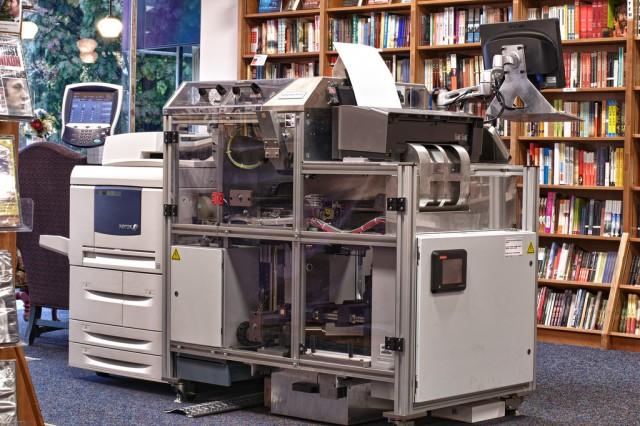 the machine book