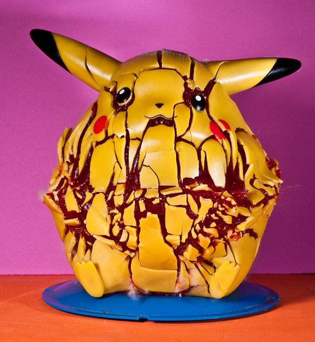 Achoo Pikachu by Alan Sailer