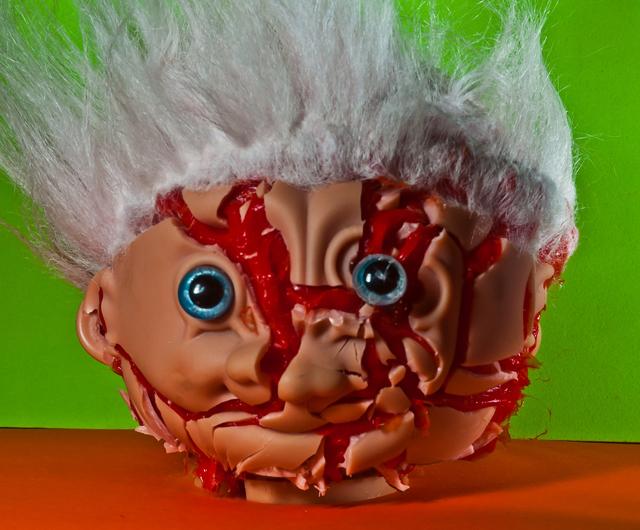 Troll Face Lift by Alan Sailer
