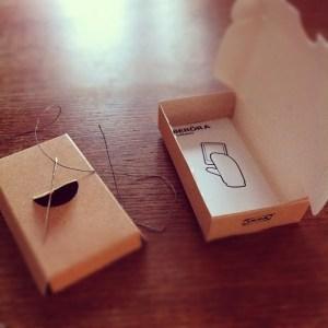 IKEA Berora, Conductive Sewing Kit
