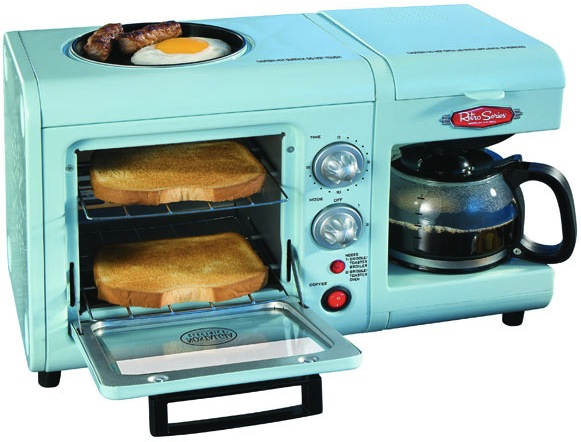 Ariete 1344 Breakfast Station - 3 prodotti in 1: Moka ...