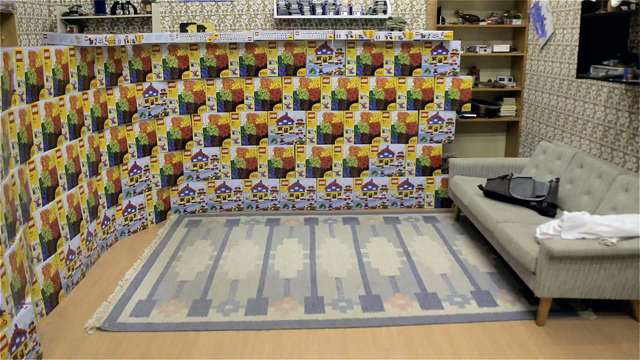 100 Boxes of Legos Unboxed & Sorted In A 3 Minute Time-Lapse Video