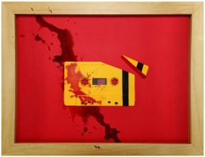 Cassette Relooking by Benoit Jammes