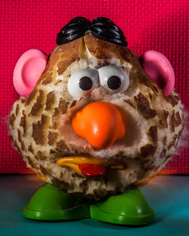 Mr. Potato Dead by Alan Sailer