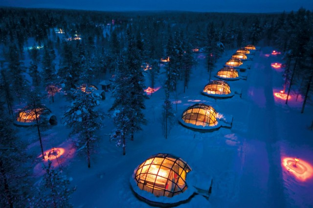 Hotel and Igloo Village Kakslauttanen