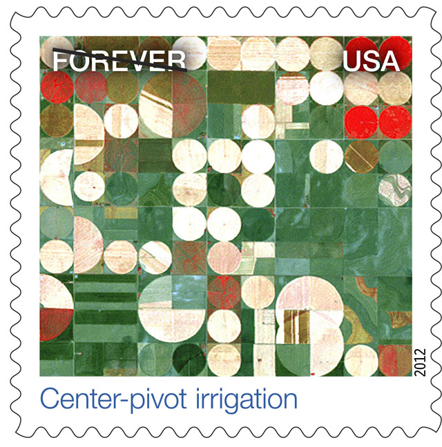 Earthscapes Forever Stamps