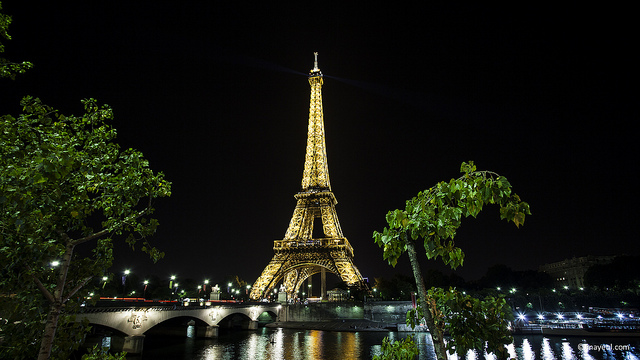 A Beautiful Time-Lapse Stop-Motion Video of Paris In Motion, Part II